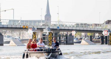 Boot huren in Kampen