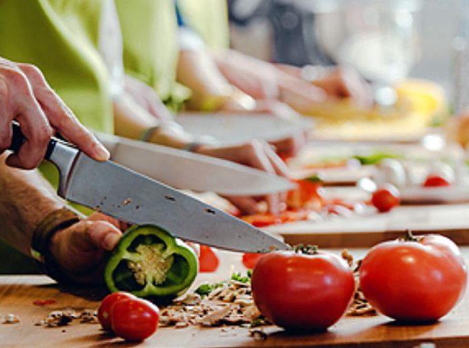 Koken met klunzen